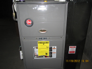 High efficiency furnace for reduced energy consumption