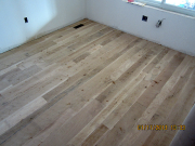 Reclaimed Old Growth Mountain Oak flooring
