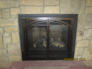 Fireplace trim