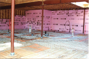 ICFS System and Radiant Heat