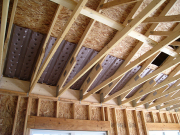 Insulation baffles allow for better air ventilation