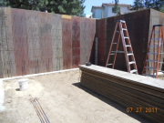 Foundation forms - basement