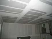 Drywall taped