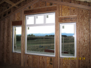 windows in new master bedroom