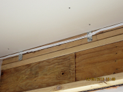 top plate caulk before drywall for improved air control