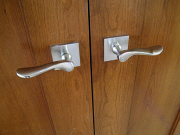 Beautiful ergonomical handles