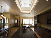 View of Kitchen & Skylight
