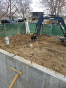 Water and sewer compaction